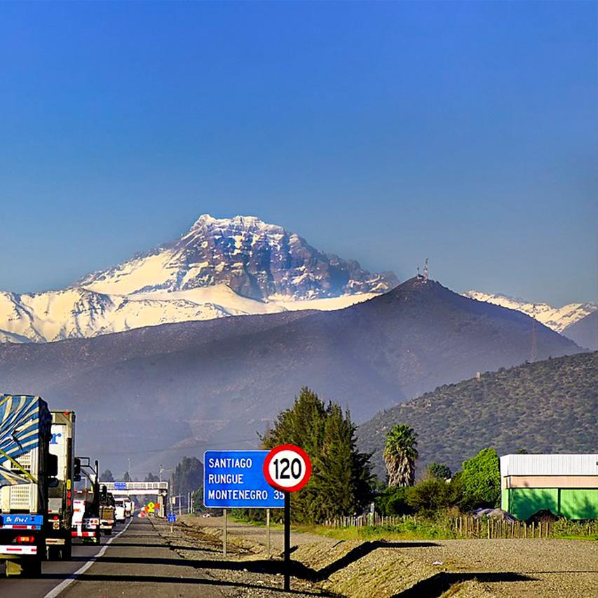 Excursão Monte Aconcágua